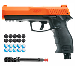 Umarex T4E P2P HDP .50 Pepper CO2 Air Pistol with 10 Powder and 10 Rubber Balls $99.99