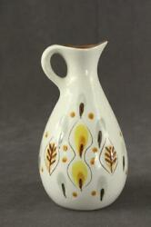 Vintage Mid Century MCM STANGL Pottery Redware AMBER GLO Cruet Base Only $14.99