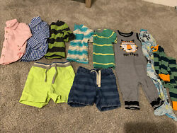 Old Navy Gap Toddler Boys 12 18 Month Lot 10 Items $18.00