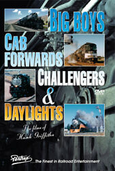 NEW DVD PENTREX BIG BOYS CAB FORWARDS CHALLENGERS amp; DAYLIGHTS $17.95