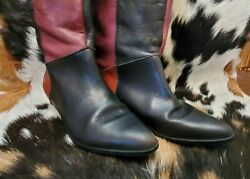 Vintage Womens Calf Boots Size 8.5 $30.00