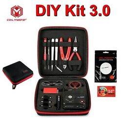 Coil Master DIY Kit V3 is the Perfect All In One Kit USA SELLER AUTHENTIC $49.95