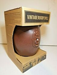 Robert Frederick Vintage Rugby Ball New $47.99