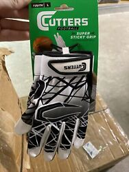 Cutters Football gloves size: youth large $18.00