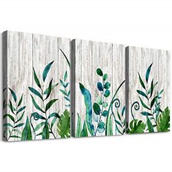 Canvas Wall Art for living room bathroom Wall art Decor for bedroom kitchen Wood $38.53