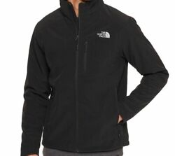 The North Face Men#x27;s Apex Bionic 1 amp; 2 TNF 2 Soft Shell Jacket $77.99