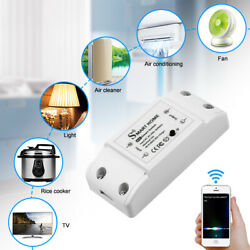 Smart Home Switch Light Switch Hub WiFi APP For Apple 0 Siri Voice Control