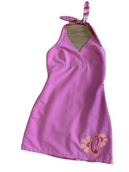 Reversible womens sundress size 8 1 side all Pink 1 side orange and pink swirl $23.00