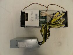 Antminer S9 13.0T with APW3 PSU Miners IL.72.ZS $350.00