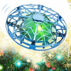 KToyoung Hand Operated Drones Kids AdultsMini Small Flying Ball UFO Indoor Toys $25.82