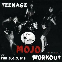 5678`S Teenage Mojo Workout UK IMPORT VINYL NEW
