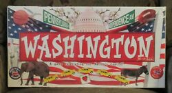 WASHINGTON IN A BOX LATE FOR THE SKY GAME FACTORY SEALED $40.00