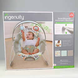 Ingenuity SmartBounce Automatic Bouncer Candler New Baby Bouncer baby seat $41.99