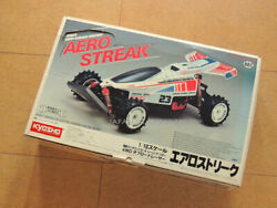 1 10 AERO STREAK 4WD EC POWERED RACING BUGGY RC KIT FACTORY ASSEMBLED NEVER USED $999.99