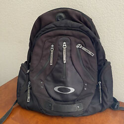 OAKLEY Tactical Hiking Travel UTILITY School Laptop Backpack Book Bag *FLAW $24.00