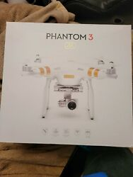 DJI Phantom 3 Standard Quadcopter Camera Drone White $2000.00