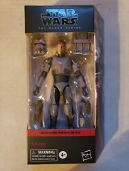 Star Wars Black Series 6 Inch Bad Batch #01 Clone HUNTER 6 inch Figure*IN STOCK* $44.95