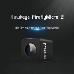 Hawkeye Firefly Micro Cam 2 Mini HD 2.5K for RC Drone Aerial Photography G7M5 $58.29