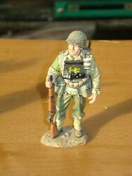 King and Country DD127 DD 127 Standing Rifleman D Day $35.00