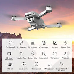 KK5 RC Drone with Camera 4K Wifi FPV Drone Mini Folding Quadcopter Toy for R6L3 $35.44