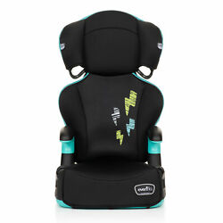 Evenflo Booster Car Seat Big Kid High Back 2 In 1 Belt Positioning $44.99