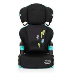 Evenflo Booster Car Seat Big Kid High Back 2 In 1 Belt Positioning $37.25