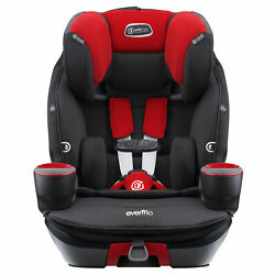 Evenflo Booster Car Seat Safemax 3 In 1 Crimson Red $129.99