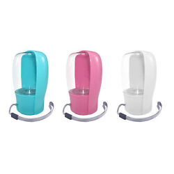 Pet Travel Water Bottle Portable Foldable Dog Cat Drink Feeding Bowl Cup 280ml $13.24