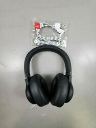 USED JBL Duet NC Wireless Over Ear Noise Cancelling Headphones Black $30.00