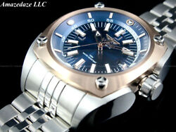 NEW Invicta Mens Reserve 48mm NH35A Automatic Stainless Steel BLUE DIAL Watch $139.99