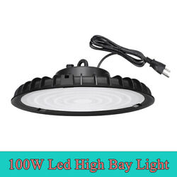 100W UFO Led High Bay Light Led Commercial Light Fixture Factory Warehouse Lamp