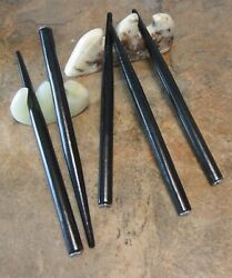 LOT OF FIVE VINTAGE DIP PENS W NEW NIB HOLDERS $10.00