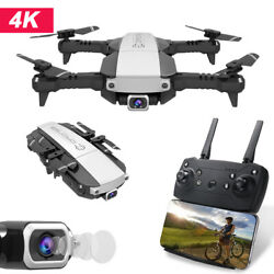 GoolRC H3 Drone Camera 4K Wifi FPV Gesture Photo Quadcopter 2 Battery Toy L6U1 $25.08