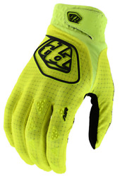 2021 TROY LEE DESIGNS TLD YOUTH BOYS FLO YELLOW AIR MX DIRT GLOVES size S M L XL $25.00