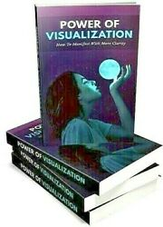 Power Of Visualization PDF Ebook with Master Resell Rights $0.99