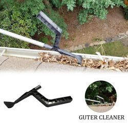 Roof The Gutter Tool Gutter Cleaning Spoon Scoop Behind Skylight for Home Garden