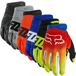 Off Road Gloves Fox Racing Dirtpaw Race Motocross Dirtbike MTX Riding Gloves Men $17.69