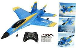 Rc Plane 2 Channel Remote Control Airplane Ready to Fly Rc Planes for Kids $67.93
