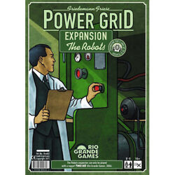 Power Grid: The Robots Expansion $14.19