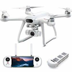 Potensic Dreamer Pro Drones with Camera for Adults 3 Axis Gimbal GPS Quadcopter $462.29