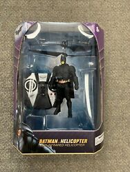* DC Comics 2013 Batman Helicopter 2CH Infrared Dark Knight Trilogy *ST $29.99