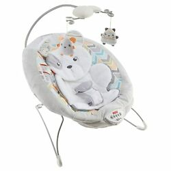 Fisher Price Sweet Snugapuppy Dreams Deluxe Bouncer $34.00