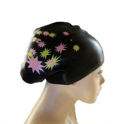 Bathing Women Sports Ear Protect Diving Hat Swim Pool Hat Swimming Caps C $10.70