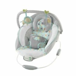 Baby Cradling Bouncer Musical Vibration Rocker Seat Infant Toddler Chair Swing $49.90