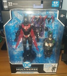McFarlane DC Multiverse Batman Beyond BAF Batman Futures End NEW SEALED $50.99