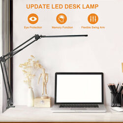 Bedroom USB Flexible LED Book Light with Clamp Beside Desk Lamp Dimmable $51.06