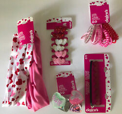 Claire's Lot Of Little Girl Hair Accessories BFF New $9.99