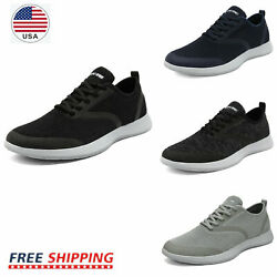 Mens Casual Shoes Walking Shoes Daily Wear Fashion Sneakers Size 6.5 13 $16.99