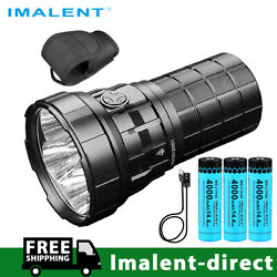 IMALENT R60C 18000 Lumens Tactical Flashlights spot Torch Strobe Rechargeable $189.95