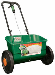 Classic Tow Fertilizer Spreader Pull Behind Seeder Grass Seed Garden Ice Melt $98.99